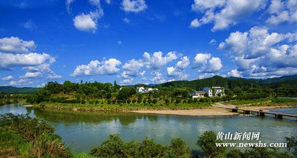 响潭村:打造美丽乡村建设特色生态、宜居、兴业品牌