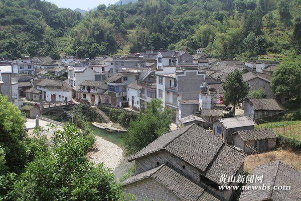 祁门黄龙:古朴与现代文明相得益彰的美丽新村
