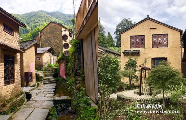 休宁县溪口镇:乡村旅游促进返乡创业