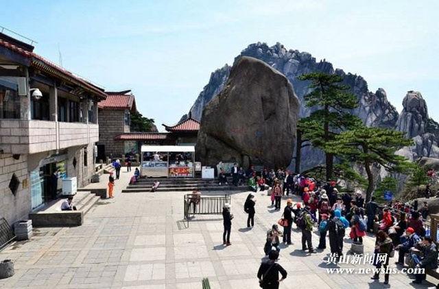 2017年黄山市旅游总收入首破500亿元大关