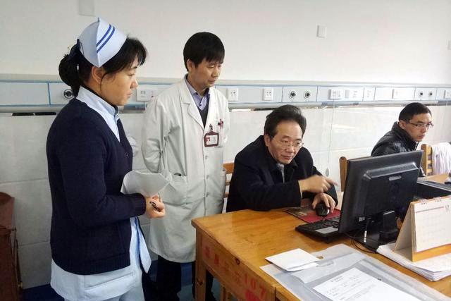 娄国强:好医生要让病人找得到
