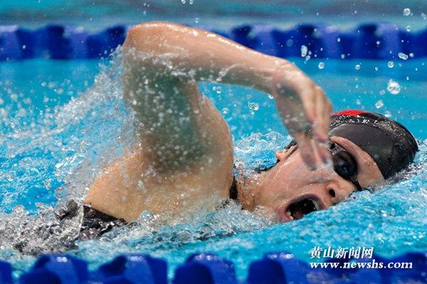 2018年全国春季游泳锦标赛(南区)周五开赛