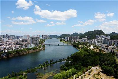 安徽黄山:2017城市成长记
