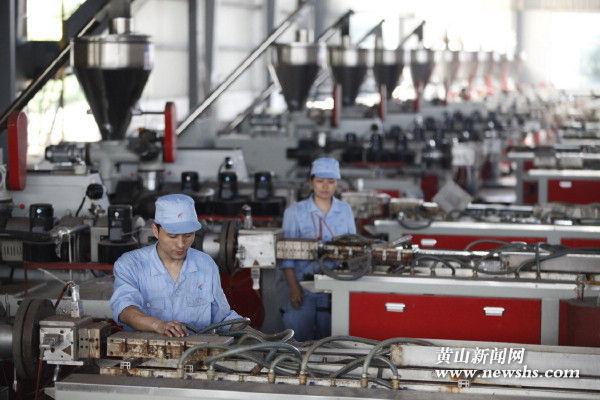 徽州区:企业复工快 抢抓生产忙