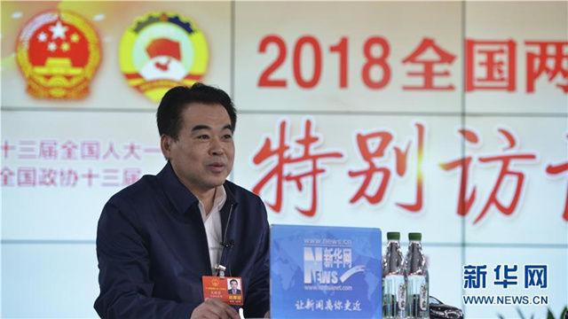 """孔晓宏:以生态""""红线""""守住发展""""绿线"""" 让黄山成为美丽中国典范"""