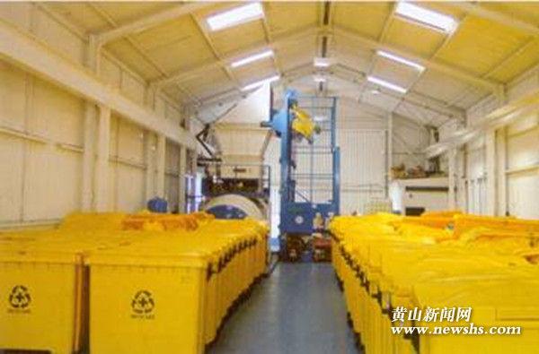 黄山市徽州区实现医疗废物处理全覆盖