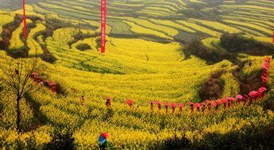 老葡京官网|徽州区灵山村:农旅结合促发展