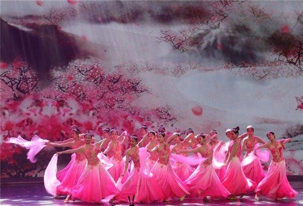 徽风皖韵 迎客天下 第十二届安徽国际文化旅游节在我市开幕