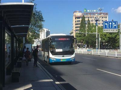 屯歙城際公交運營有新變化 晚6點到9點,每半小時雙向發車